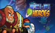 In addition to the game Tower Defense Lost Earth for Android phones and tablets, you can also download Sci-Fi Heroes for free.