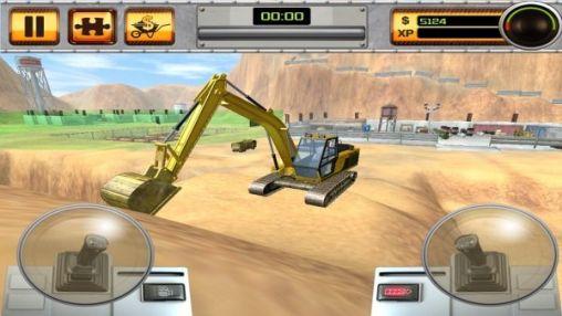 ... : Excavator - Android game screenshots. Gameplay Scoop: Excavator