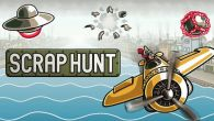 In addition to the game  for Android phones and tablets, you can also download Scrap hunt for free.