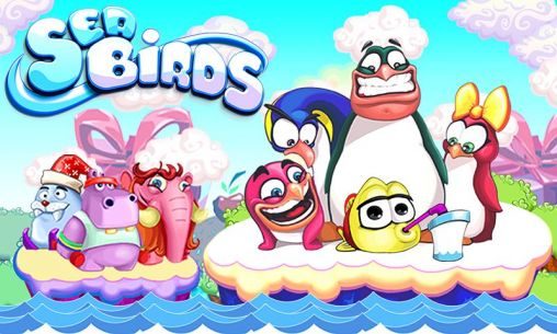 Download Sea birds. Happy penguins Android free game. Get full version of Android apk app Sea birds. Happy penguins for tablet and phone.