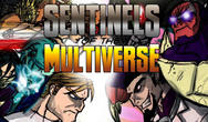 In addition to the game The Last Defender for Android phones and tablets, you can also download Sentinels of the multiverse for free.