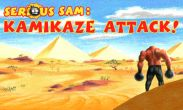 In addition to the game Jungle Smash for Android phones and tablets, you can also download Serious Sam: Kamikaze Attack for free.