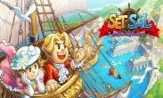 In addition to the game Catan for Android phones and tablets, you can also download Set Sail! Pirate Adventure for free.