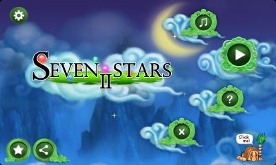 Screenshots of the Seven Stars 3D II for Android tablet, phone.