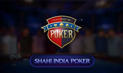 Download Shahi India poker Android free game. Get full version of Android apk app Shahi India poker for tablet and phone.