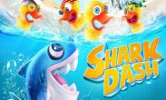 In addition to the game Battle Bears Gold for Android phones and tablets, you can also download Shark Dash for free.