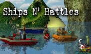 In addition to the game The Haunt for Android phones and tablets, you can also download Ships N' Battles for free.