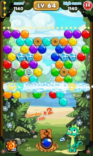 bubble shooter tablet