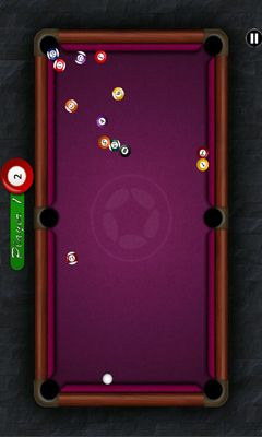 Screenshots of the Shoot That 8 Ball for Android tablet, phone.