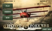 In addition to the game Galaxy on Fire 2 for Android phones and tablets, you can also download Shoot The Fokkers for free.