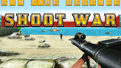 Download Shoot war: Gun fire defense Android free game. Get full version of Android apk app Shoot war: Gun fire defense for tablet and phone.
