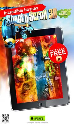 Download Shoot'n'Scroll 3D Android free game. Get full version of Android apk app Shoot'n'Scroll 3D for tablet and phone.