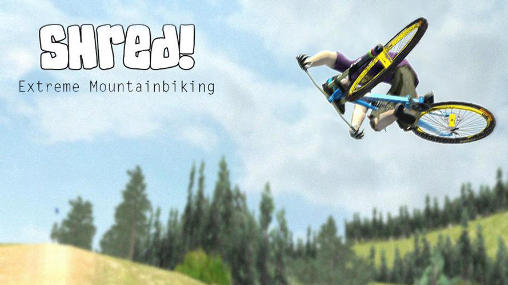 Download Shred! Extreme mountain biking Android free game. Get full version of Android apk app Shred! Extreme mountain biking for tablet and phone.