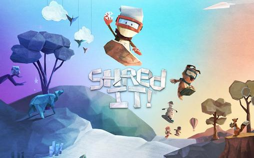 Download Shred it! Android free game. Get full version of Android apk app Shred it! for tablet and phone.