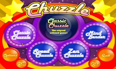 Screenshots of the Сhuzzle Deluxe for Android tablet, phone.
