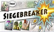 In addition to the game Worms 2 Armageddon for Android phones and tablets, you can also download Siegebreaker for free.