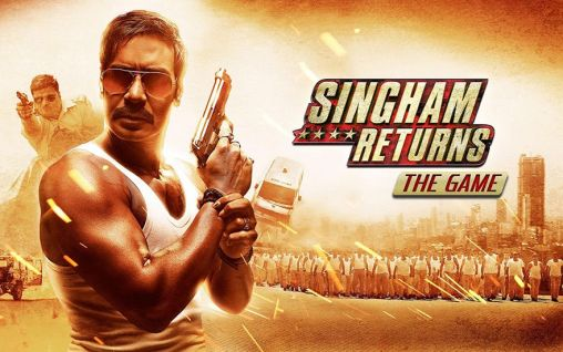 Download Singham returns: The game Android free game. Get full version of Android apk app Singham returns: The game for tablet and phone.