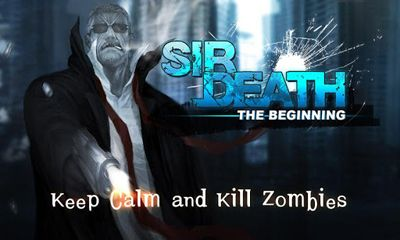 Screenshots of the Sir Death for Android tablet, phone.