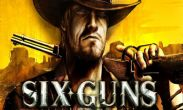 In addition to the game Drag Racing for Android phones and tablets, you can also download Six-Guns for free.