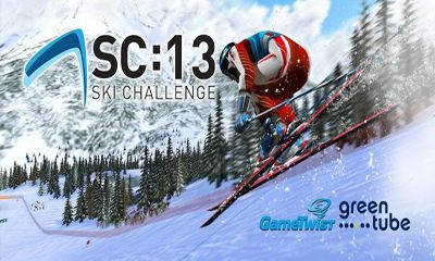 Screenshots of the Ski Challenge 13 for Android tablet, phone.