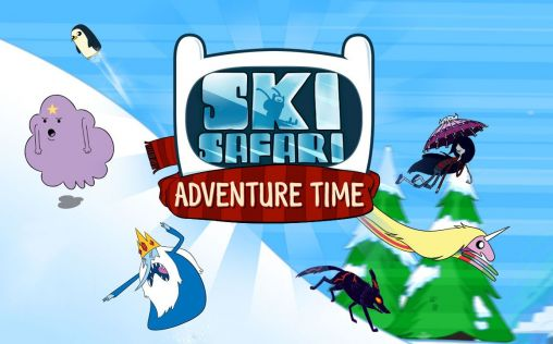 Download Ski safari: Adventure time Android free game. Get full version of Android apk app Ski safari: Adventure time for tablet and phone.