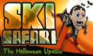 In addition to the game Swift Adventure for Android phones and tablets, you can also download Ski Safari Halloween Special for free.