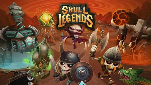 Download Skull legends Android free game. Get full version of Android apk app Skull legends for tablet and phone.
