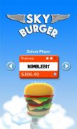 In addition to the game  for Android phones and tablets, you can also download Sky Burger for free.