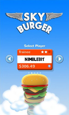 Download Sky Burger Android free game. Get full version of Android apk app Sky Burger for tablet and phone.