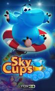 In addition to the game Slime vs. Mushroom 2 for Android phones and tablets, you can also download Sky Cups Match 3 for free.