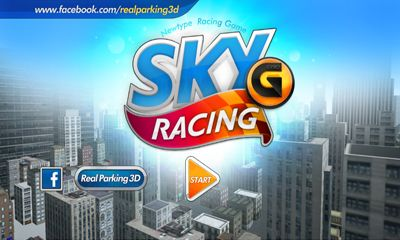 Screenshots of the Sky racing G for Android tablet, phone.