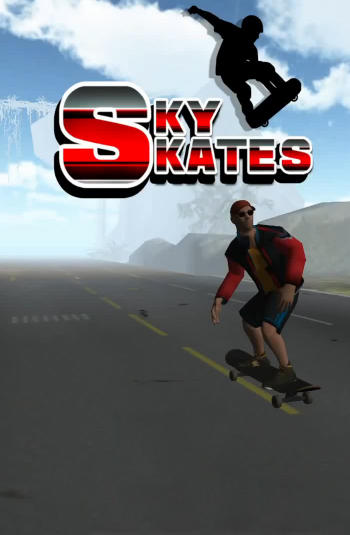 Download Sky skates 3D Android free game. Get full version of Android apk app Sky skates 3D for tablet and phone.