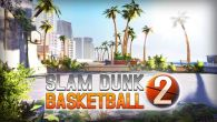 In addition to the game Angry birds go! for Android phones and tablets, you can also download Slam dunk basketball 2 for free.