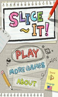 Download Slice It! Android free game. Get full version of Android apk app Slice It! for tablet and phone.