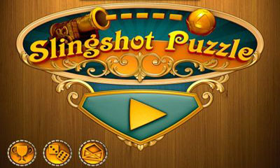 Screenshots of the Slingshot Puzzle for Android tablet, phone.