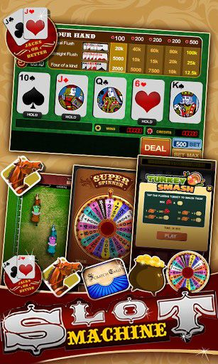 Download Slot machine Android free game. Get full version of Android apk app Slot machine for tablet and phone.