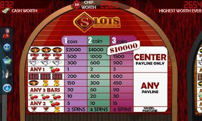 Screenshots of the Slots Royale - Slot Machines for Android tablet, phone.