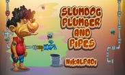 In addition to the game Men in Black 3 for Android phones and tablets, you can also download Slumdog Plumber & Pipes Puzzle for free.