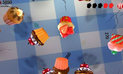 Screenshots of the Smash Cake Hero for Android tablet, phone.