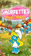 In addition to the game Trial Xtreme 3 for Android phones and tablets, you can also download Smurfette's magic match for free.