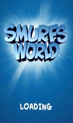 Screenshots of the Smurfs World for Android tablet, phone.