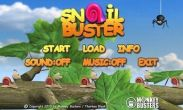 In addition to the game Starfront Collision HD for Android phones and tablets, you can also download Snail Buster for free.