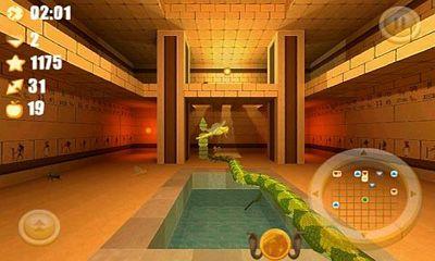 Snake 3D Revenge Android apk