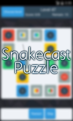 Download Snakecast puzzle Android free game. Get full version of Android apk app Snakecast puzzle for tablet and phone.