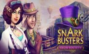 In addition to the game Defender II for Android phones and tablets, you can also download Snark Busters High Society for free.
