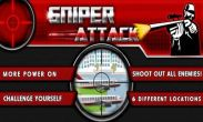 In addition to the game Tap Paradise Cove for Android phones and tablets, you can also download Sniper Attack for free.