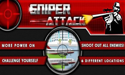 Download Sniper Attack Android free game. Get full version of Android apk app Sniper Attack for tablet and phone.