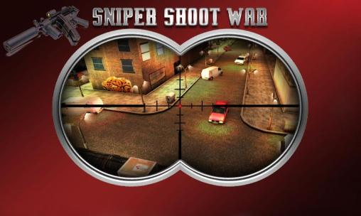 Download Sniper shoot war Android free game. Get full version of Android apk app Sniper shoot war for tablet and phone.
