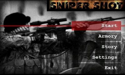 Screenshots of the Sniper shot! for Android tablet, phone.