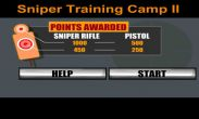 In addition to the game Vector for Android phones and tablets, you can also download Sniper Training Camp II for free.